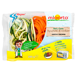 insalate pronte microondabili vaschetta